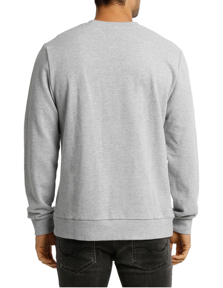 Stand Up Crew Neck Sweat image 3