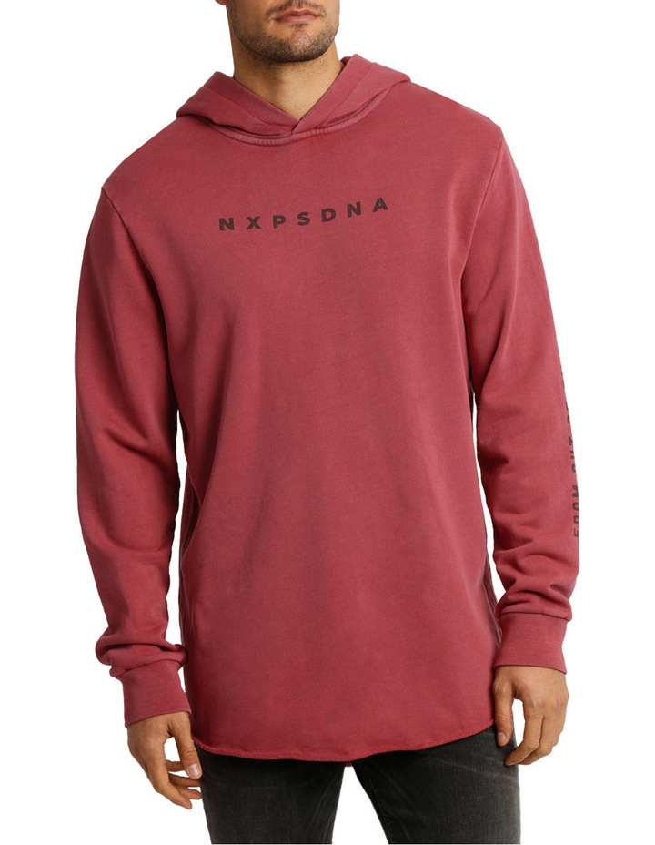 Wanted Long Sleeve Hooded Sweat image 1