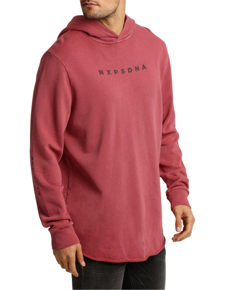 Wanted Long Sleeve Hooded Sweat image 2