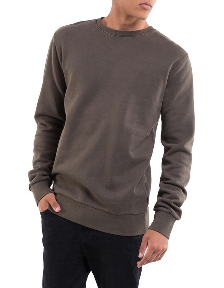 Silent Crew Sweat Top image 3
