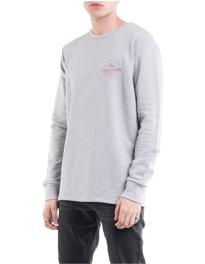 Last Call Crew Sweat Top image 3