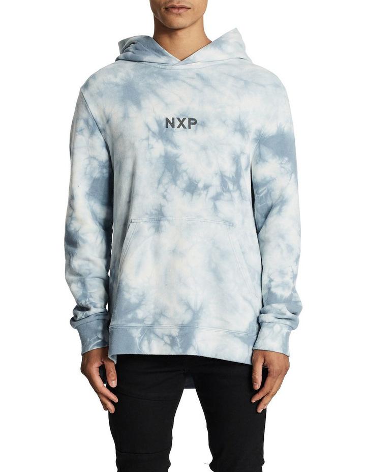 Turmoil Tye Dye Hooded Sweater image 1