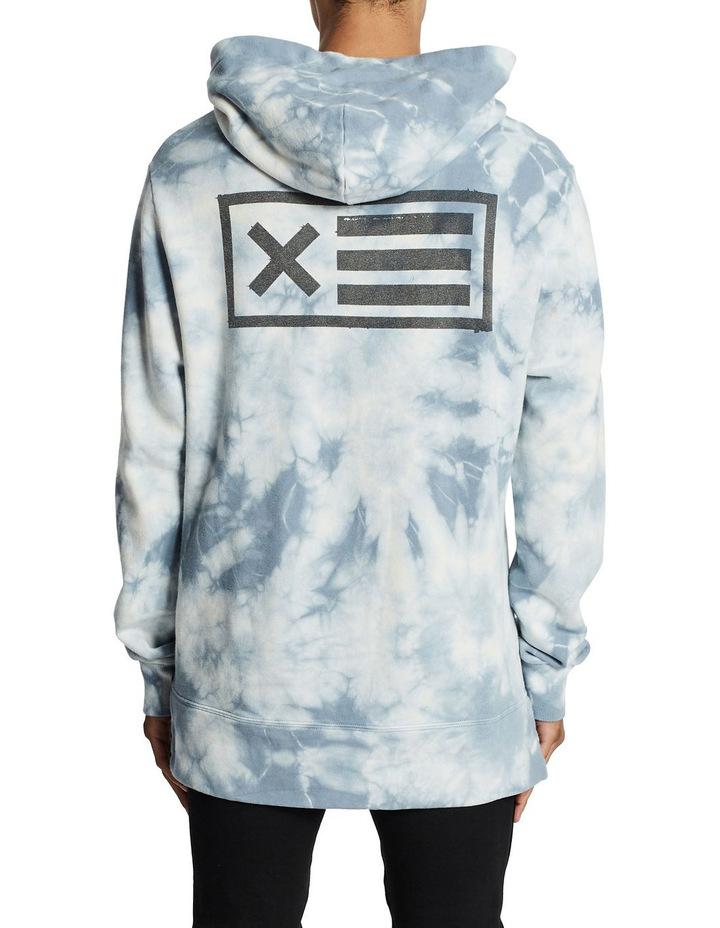 Turmoil Tye Dye Hooded Sweater image 2