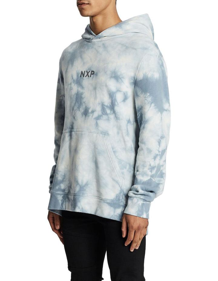 Turmoil Tye Dye Hooded Sweater image 3