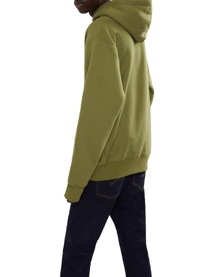 Reverse Weave Hoodie image 7