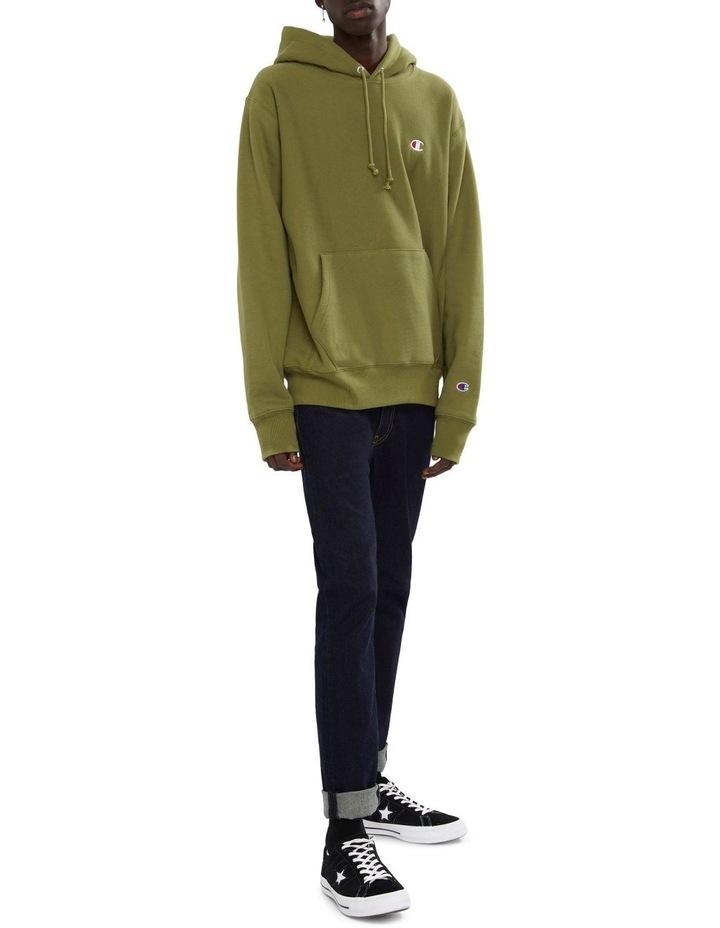 Reverse Weave Hoodie image 8