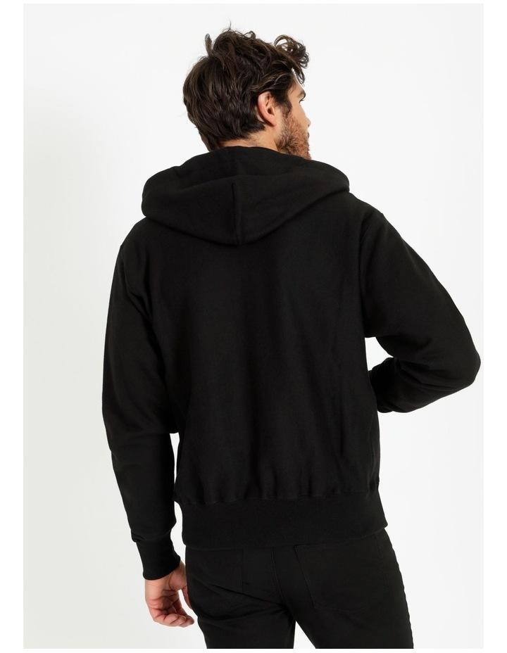 Reverse Weave Full Zip Hoodie image 5