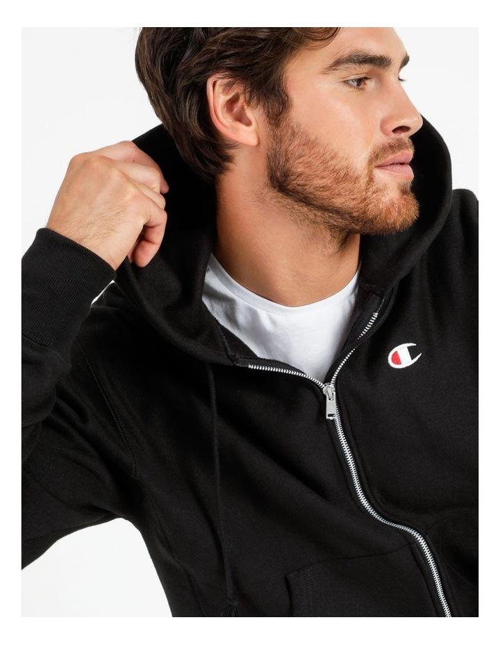 Reverse Weave Full Zip Hoodie image 6