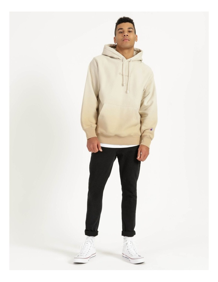 Ombre Reverse Weave Hoodie image 2