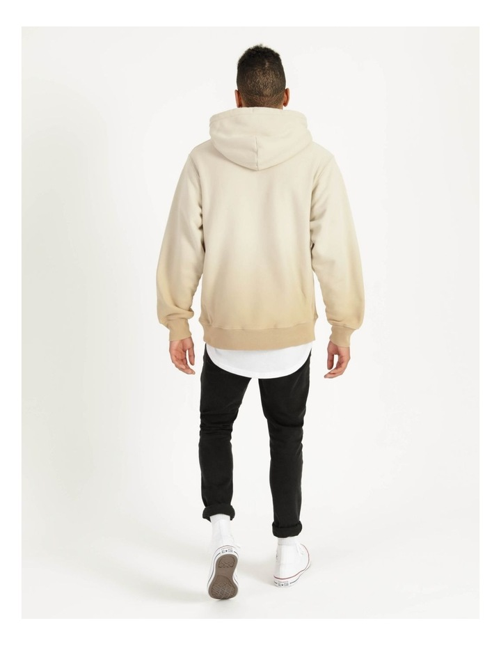 Ombre Reverse Weave Hoodie image 5