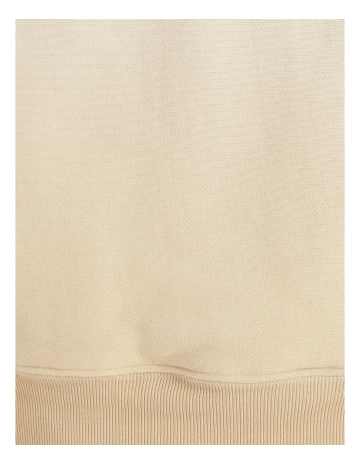Ombre Reverse Weave Hoodie image 6