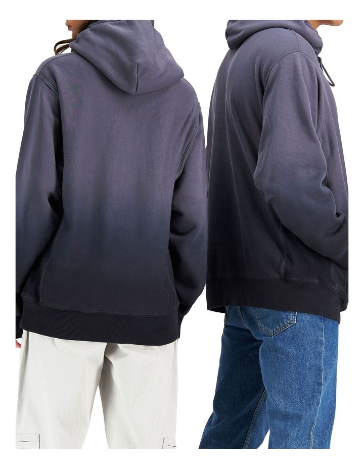 Ombre Reverse Weave Hoodie image 3