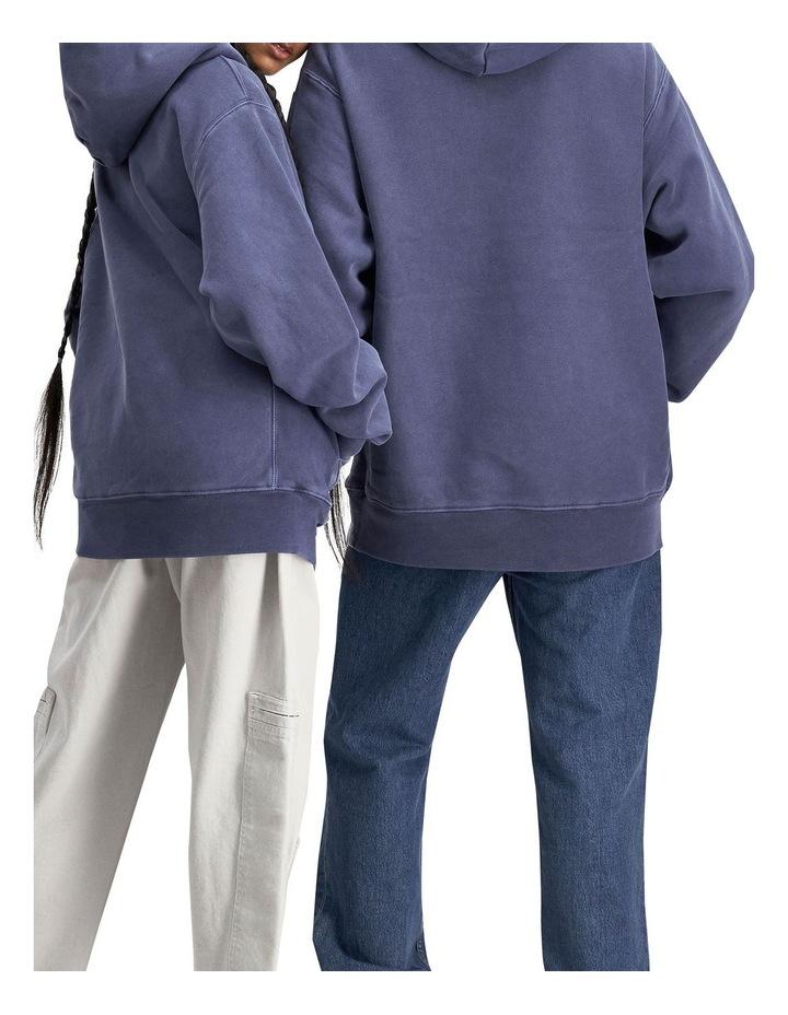 Reverse Weave Terry Garment Dye Hoodie image 3