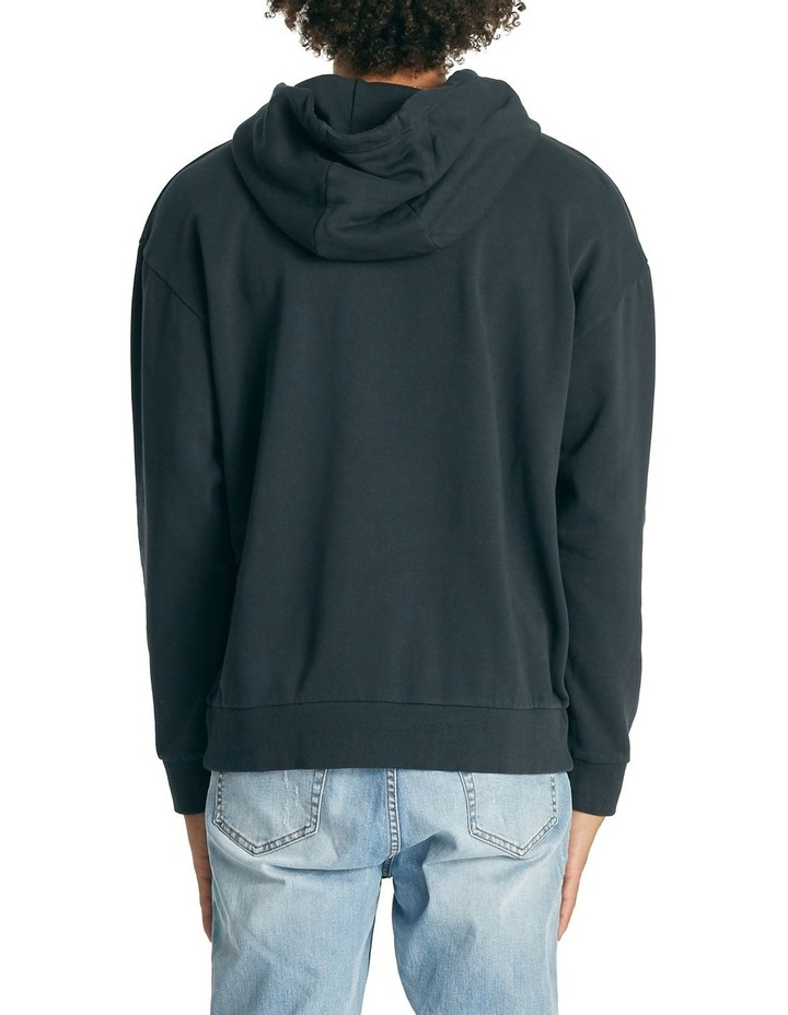 Undersea Relaxed Hooded Sweater image 2