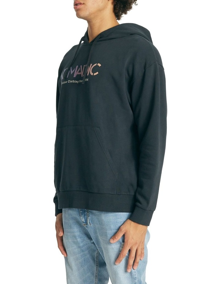 Undersea Relaxed Hooded Sweater image 3
