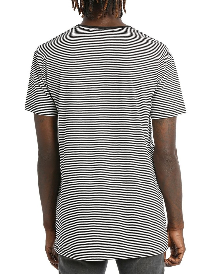 Stripe Pocket Tee image 3