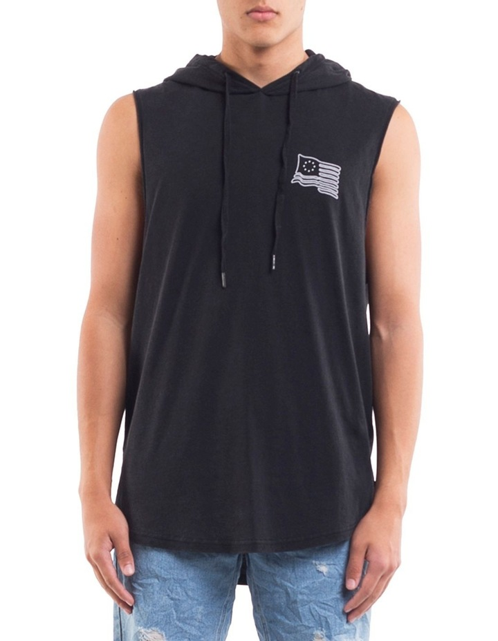 UNRULY HOODED TANK image 1