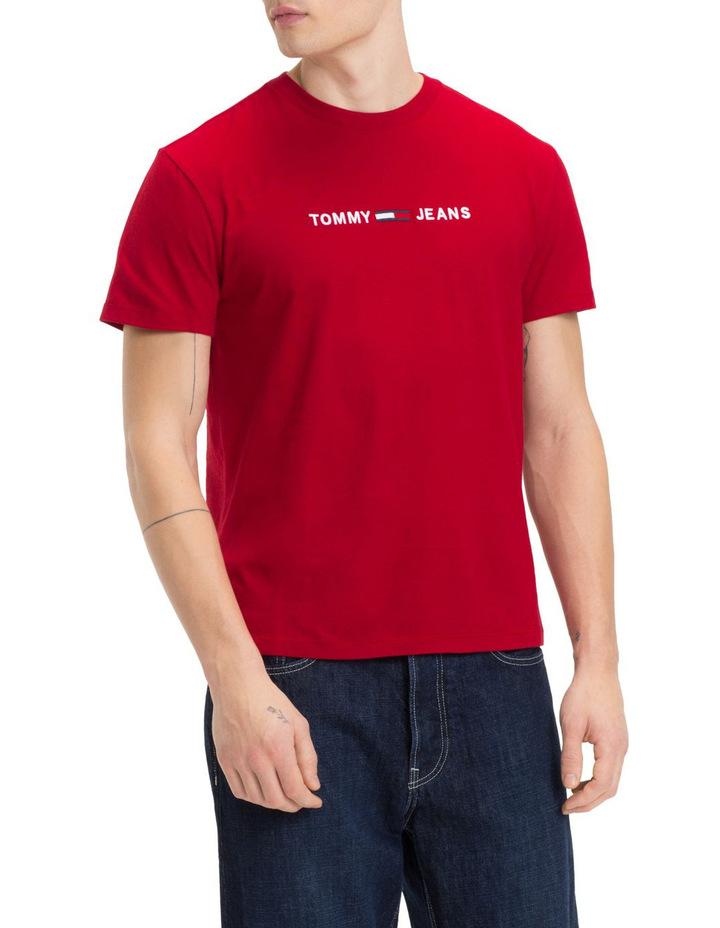 5cdb47f7 Tommy Jeans | TJM SMALL TEXT TEE | MYER
