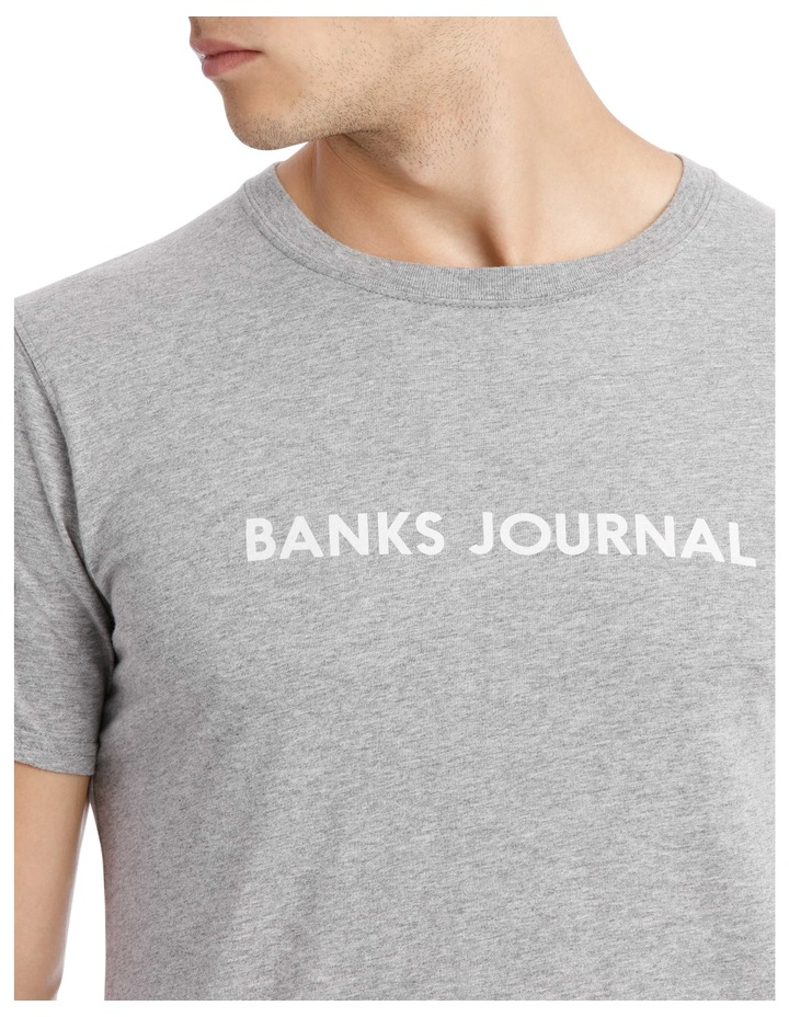 Label Tee Shirt image 3