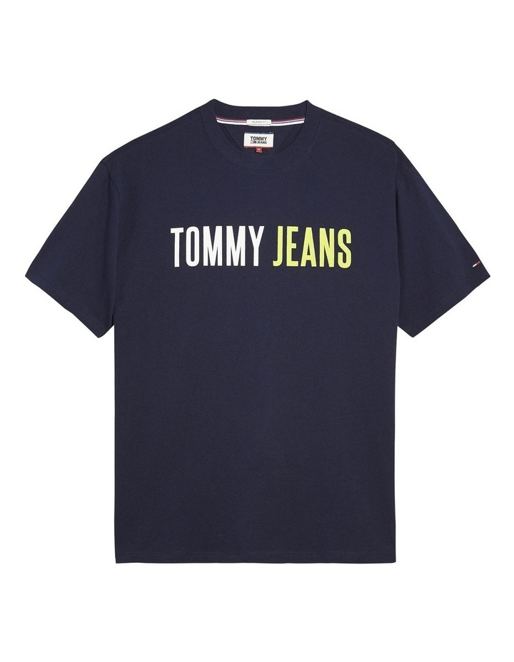 TJM TOMMY JEANS TEE image 1