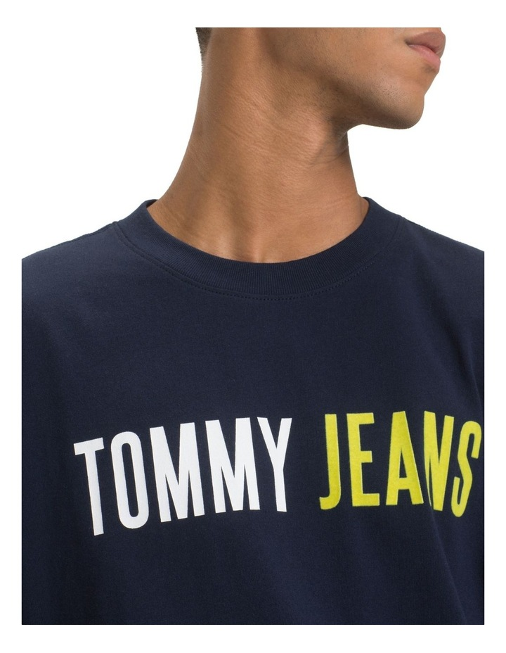 TJM TOMMY JEANS TEE image 3