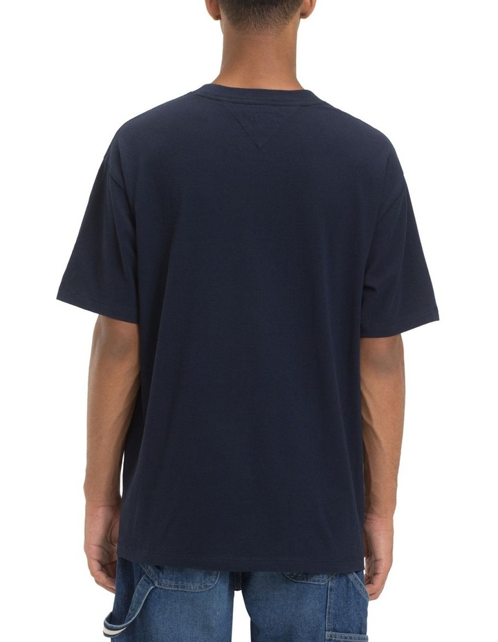 TJM TOMMY JEANS TEE image 4