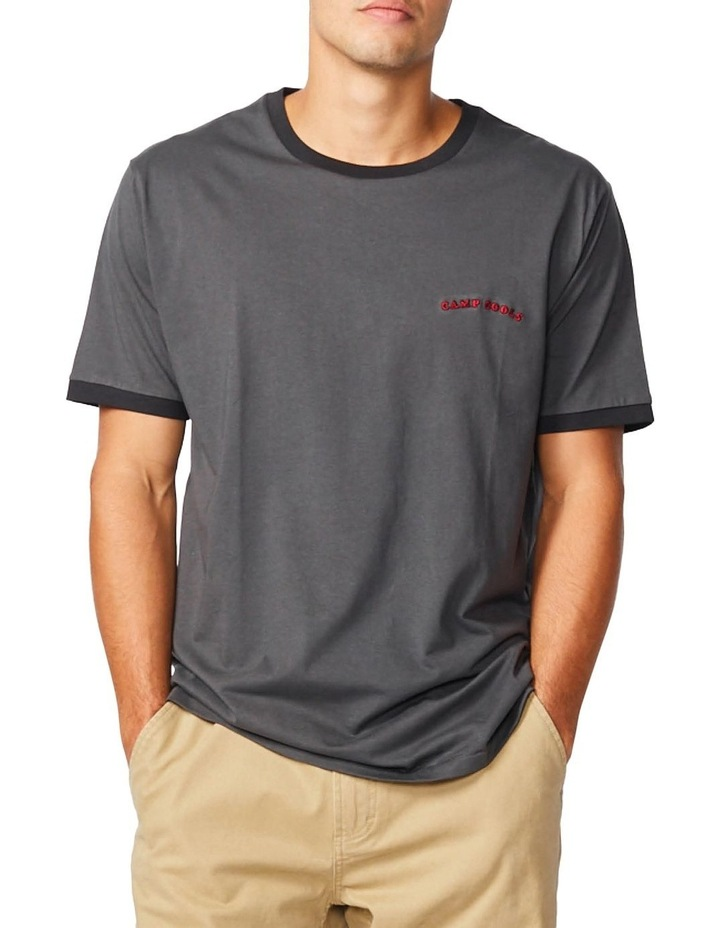Camp Cools Ringer Tee image 1