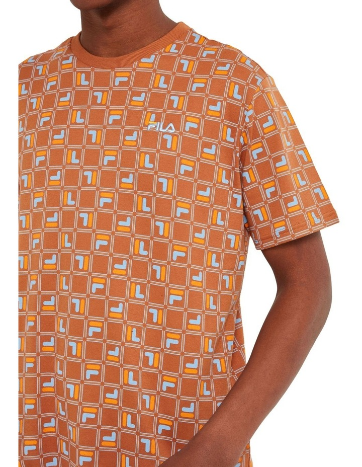 Agostino Aop Short Sleeve Tee image 4