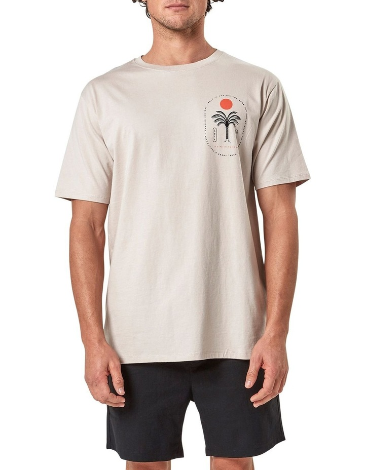 Life In The Sun Tee Regular Fit image 1