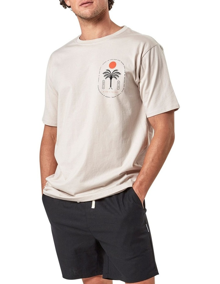 Life In The Sun Tee Regular Fit image 3