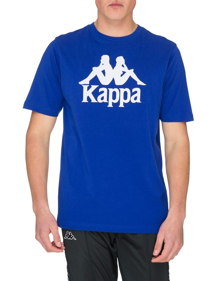 Authentic Kimbelz Short-Sleeve T-Shirt in Blue image 4