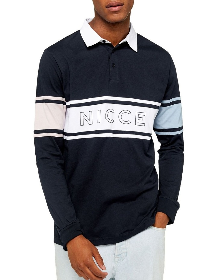 Long Sleeve Rugby Shirt image 1