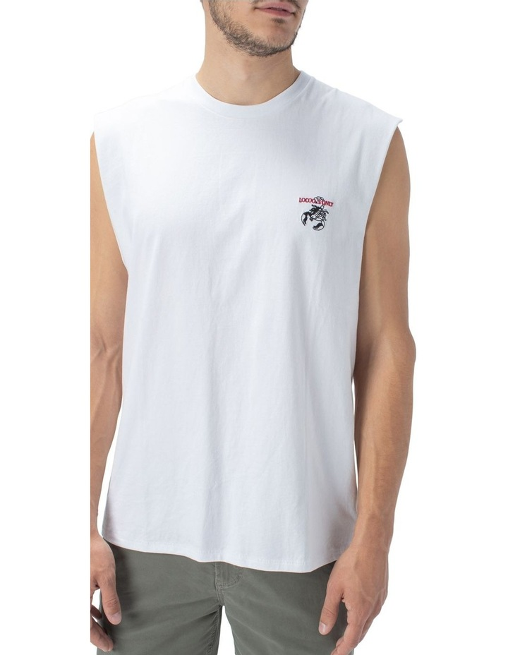 Locools Only Muscle Tee image 1