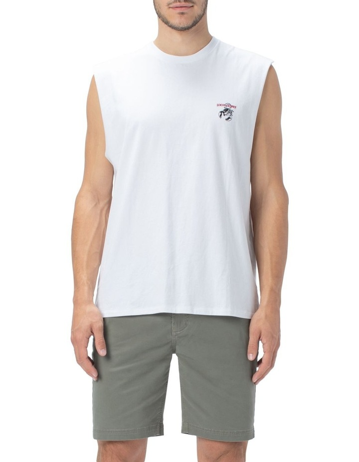 Locools Only Muscle Tee image 4