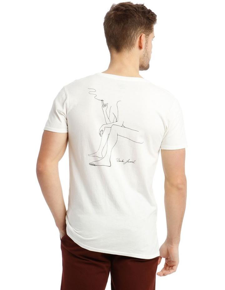 Catherine Rex Smoke T-Shirt image 3