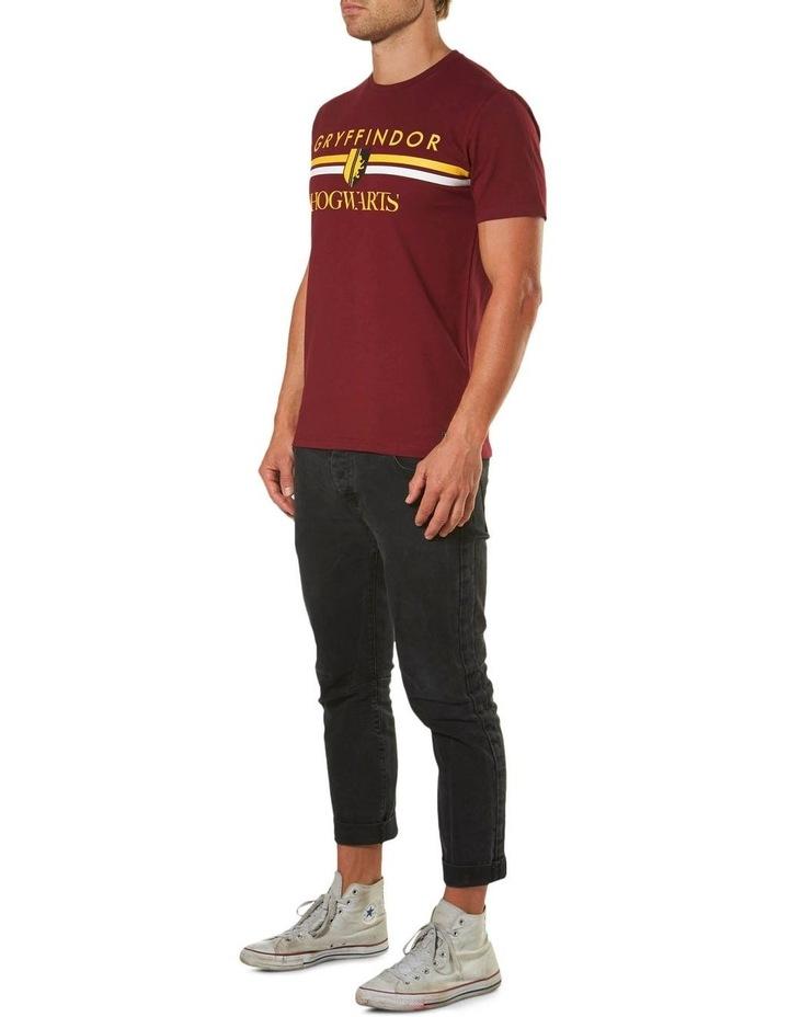 Men's Harry Potter Gryffindor T Shirt image 2
