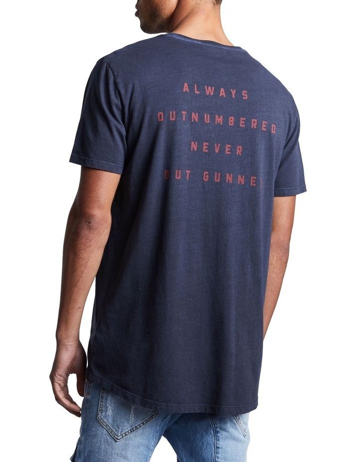Satisfication T-Shirt image 2