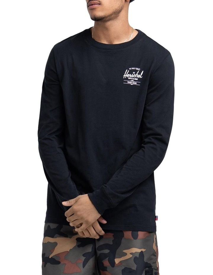Men'S Long Sleeve Tee image 1