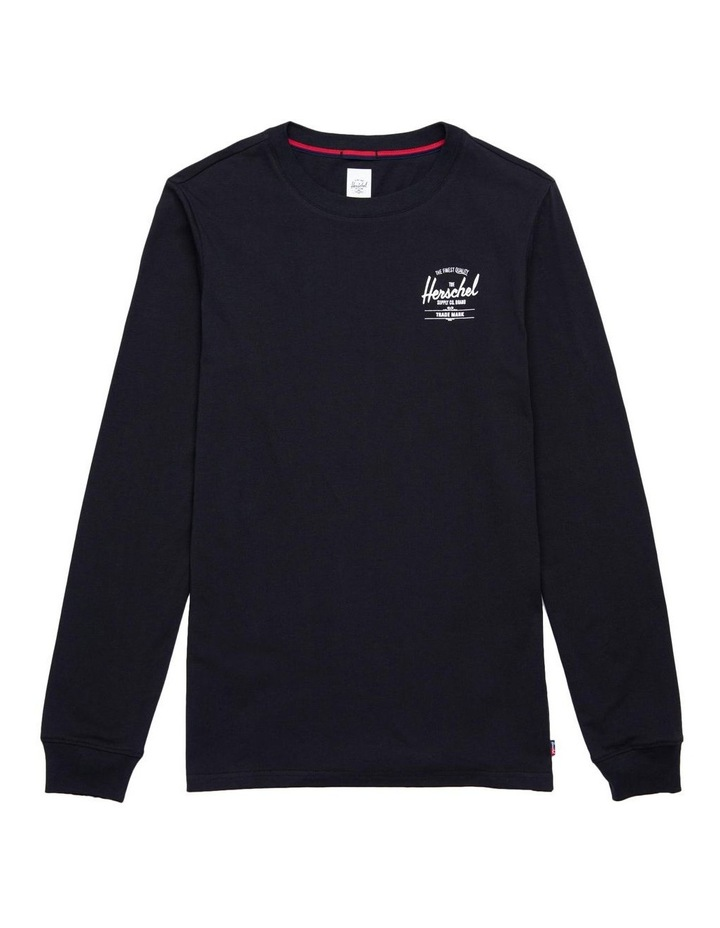 Men'S Long Sleeve Tee image 4