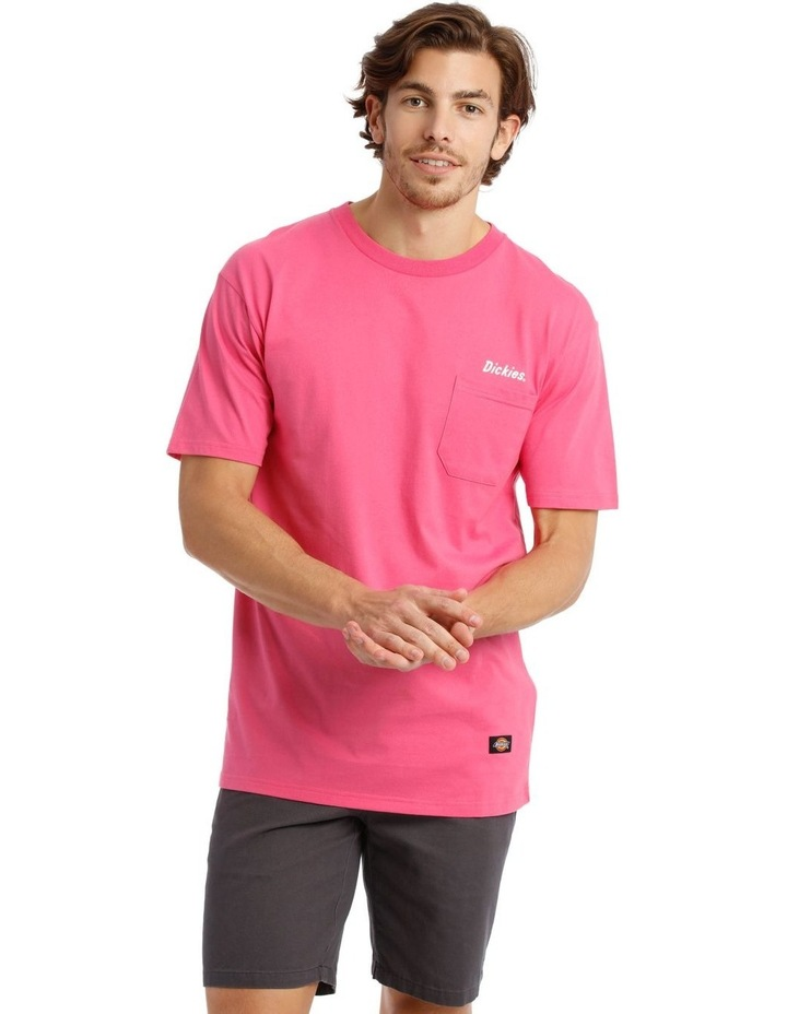 Stamford Classic Fit Short Sleeve Pocket Tee image 1