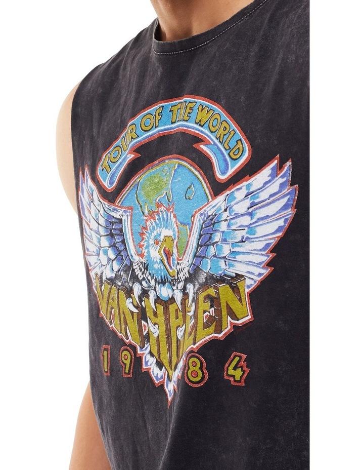Van Halen Muscle image 4