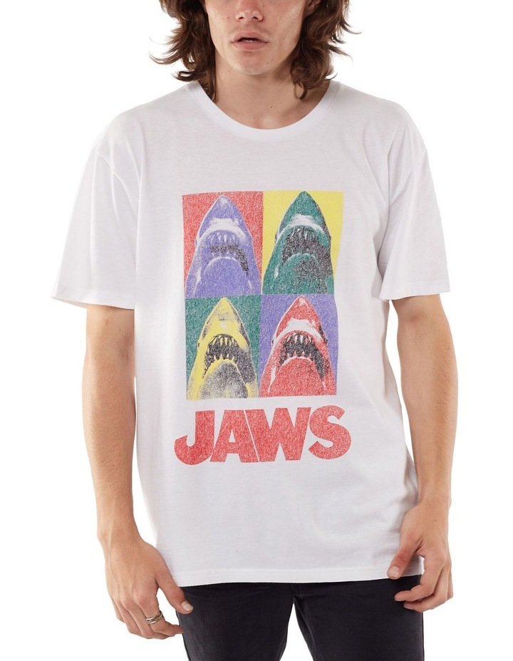 Jaws Pop Colour Tee image 1
