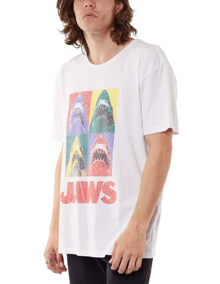 Jaws Pop Colour Tee image 3