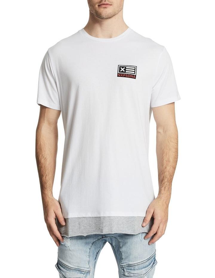 Early Warning Layered Tall T-Shirt image 1