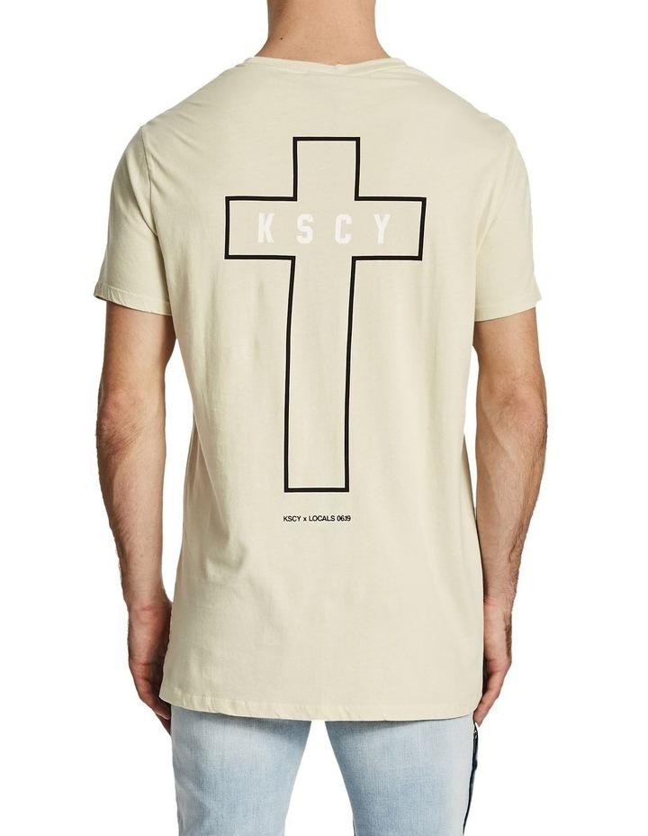 Harvester Split Tall T-Shirt image 3