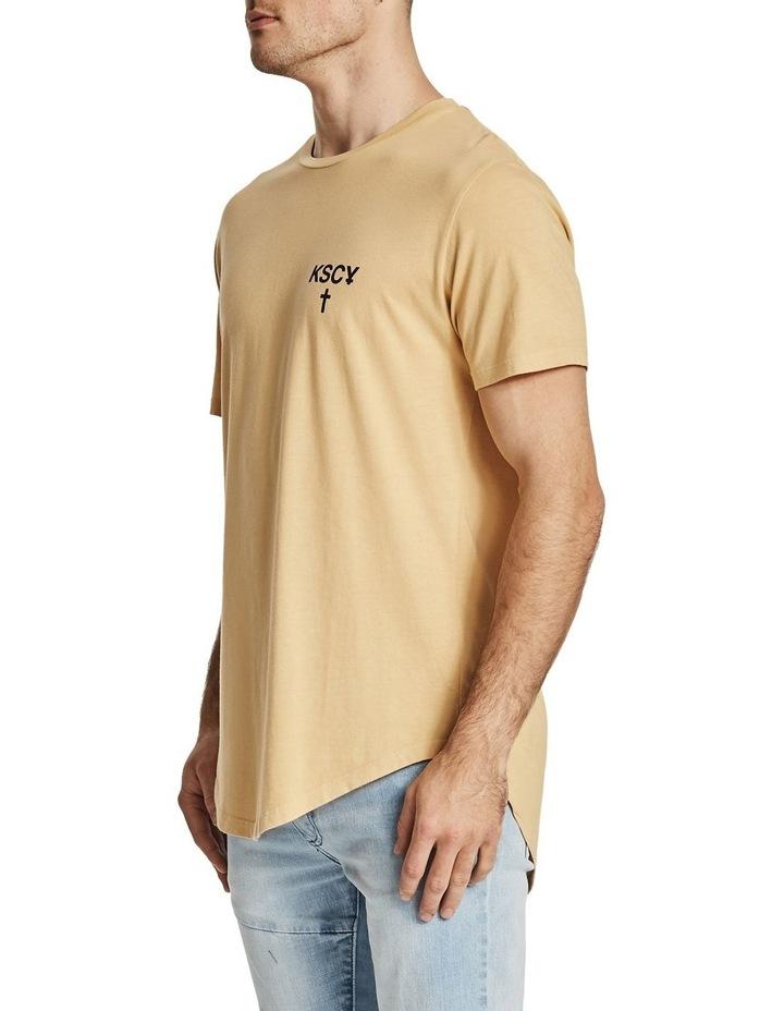 Future Paradise Dual Scoop T-Shirt image 2
