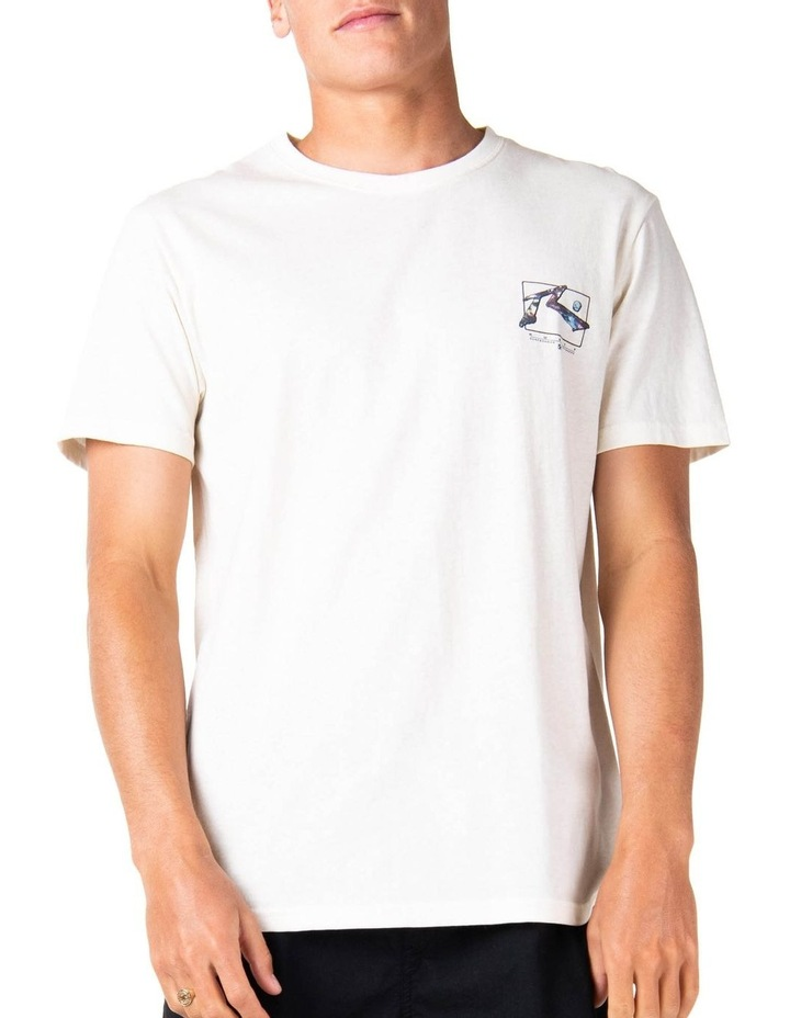 Washed Up Short Sleeve Tee image 1