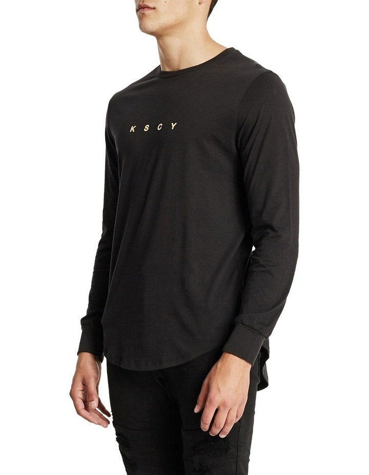 In The Fire Cape Back Long Sleeve Tee image 3