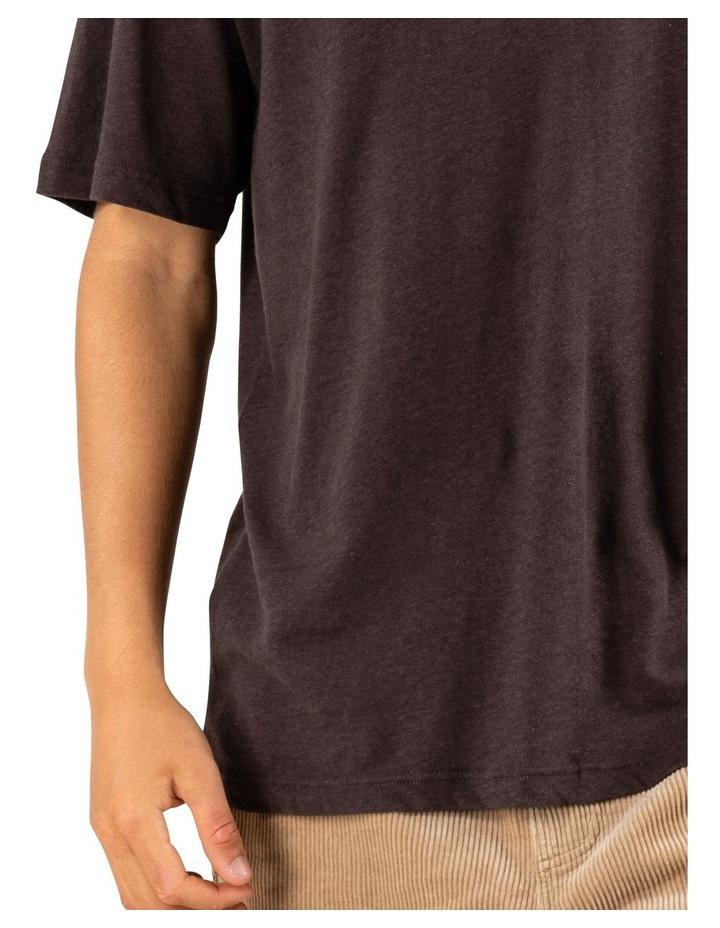 Long Tom Short Sleeve Linen Tee image 5