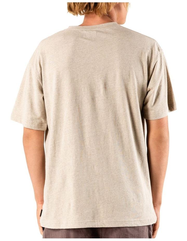 Long Tom Short Sleeve Linen Tee image 2